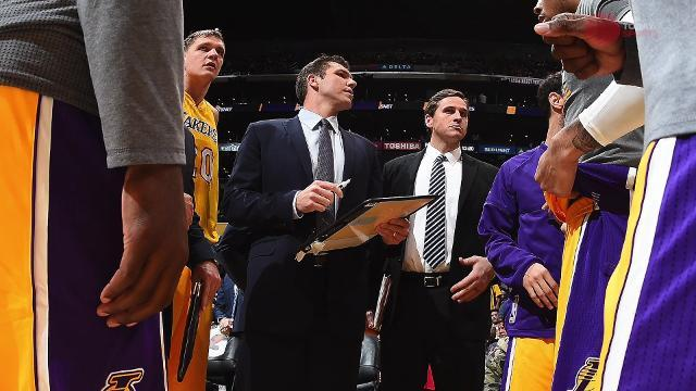How losing games would help the Lakers