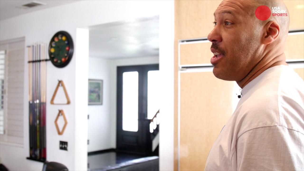 LaVar Ball expands on the hype surrounding his three sons and their controversial Big Baller Brand.