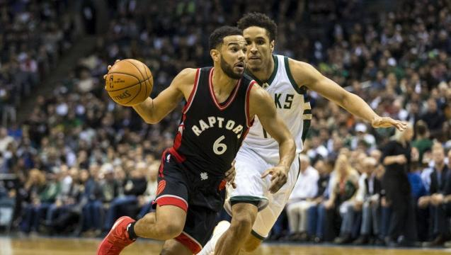 Raptors eliminate Bucks, face Cavaliers next