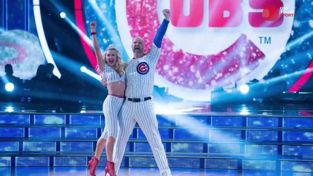 David Ross is living it up in retirement