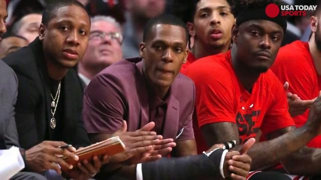 Bulls quickly feel absence of Rondo