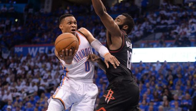 Thunder take Game 3 thanks to Westbrook's triple-double