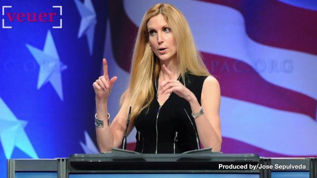 Ann Coulter didn't speak at Berkeley, but protesters showed up anyway