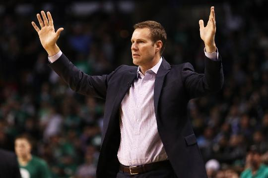 Bulls coach abruptly leaves Game 5 press conference