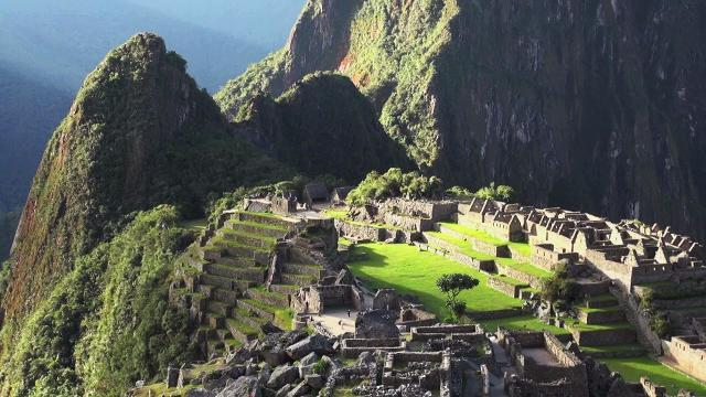 You're going to be obsessed with Machu Picchu
