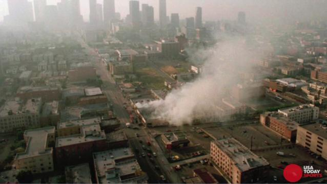 25 years later, how the 1992 Los Angeles riots intersected with sports