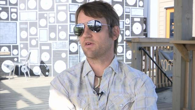 Foo Fighters' Chris Shiflett explores his country side