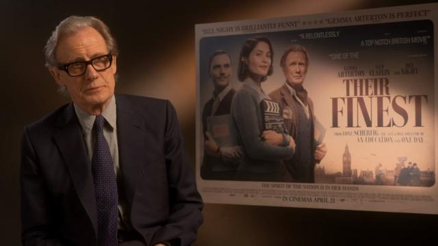 Nighy and Arterton's fan feedback