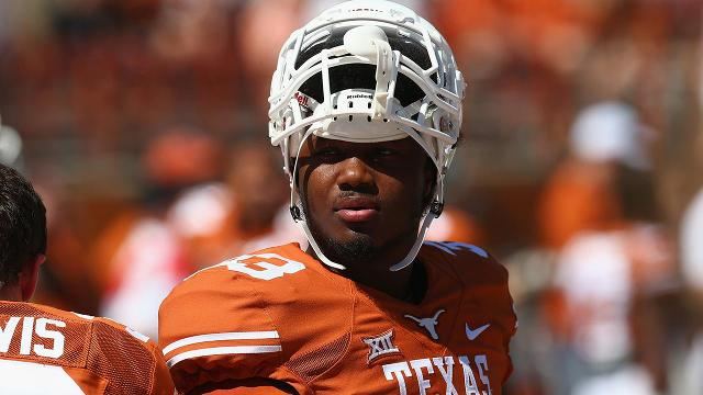 Former Texas RB D'Onta Foreman reveals he lost infant son during season