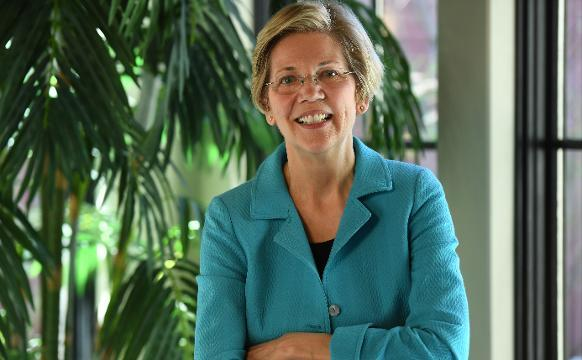 Capital Download: Susan Page talks to Sen. Elizabeth Warren