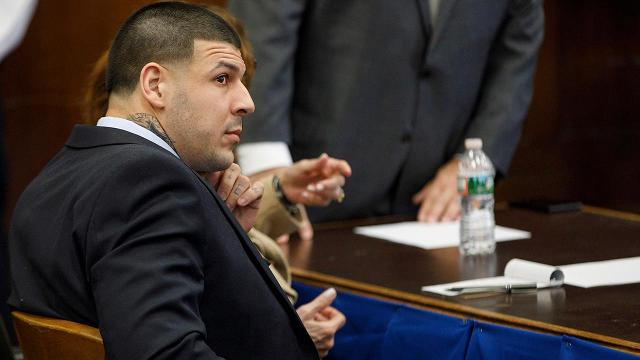 What life was like for Aaron Hernandez in prison