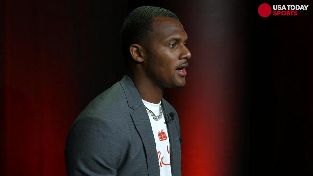 Deshaun Watson explains why he should be the first quarterback drafted