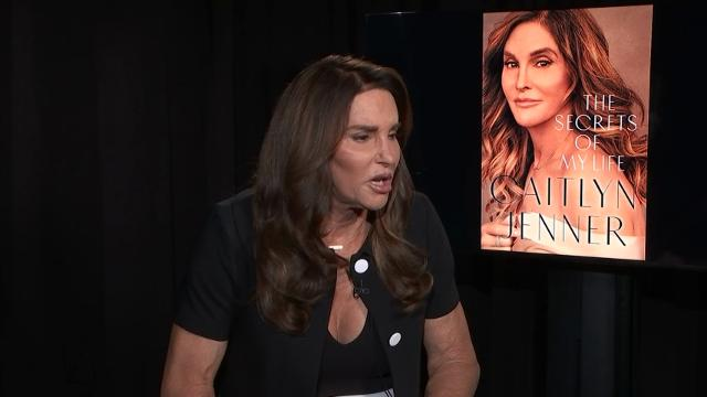 Caitlyn Jenner reveals thoughts of suicide