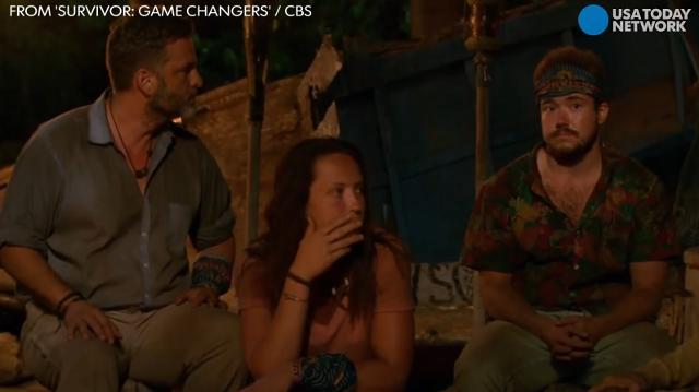 First transgender 'Survivor' contestant outed by competitor