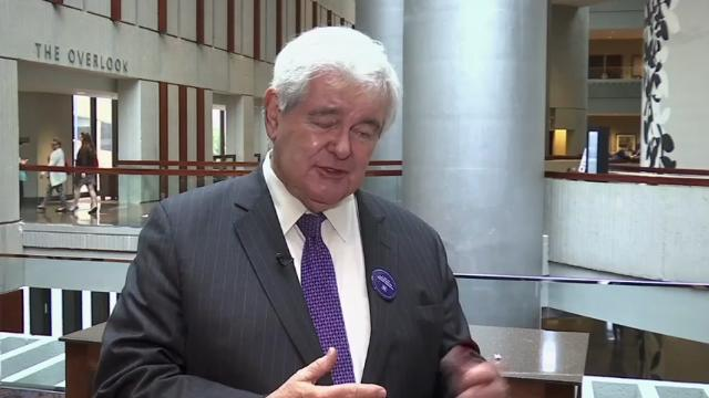 Gingrich Confident GOP Will Hold Georgia Seat