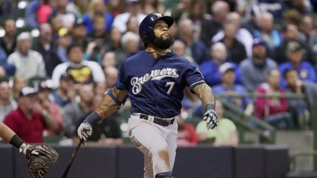 Defiant Eric Thames says bring on the drug testing