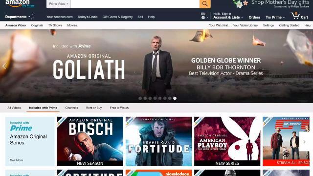 HBO is pulling several shows from Amazon Prime