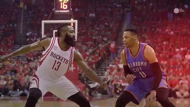 Rockets eliminate Thunder from playoffs