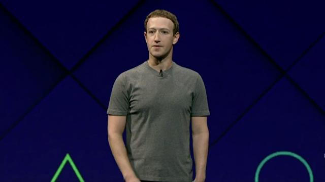 Facebook CEO Notes Cleveland Death at Conference