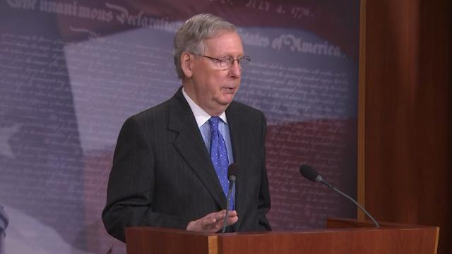 McConnell: SCOTUS Most 'Consequential' Decision