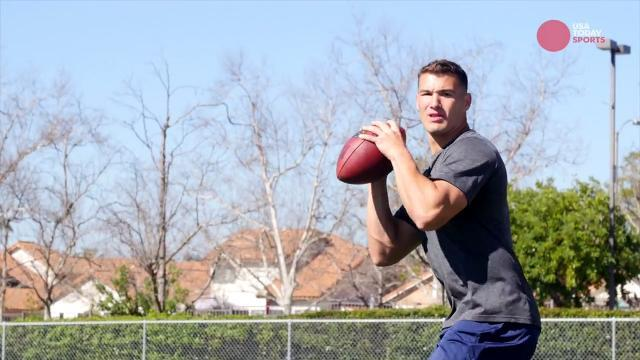 Why Trubisky will be the first QB drafted next week