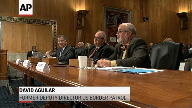 Senators Seek Guidance on Building Border Wall