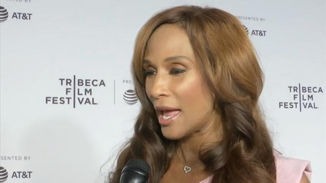 Beverly Johnson responds to O'Reilly sacking