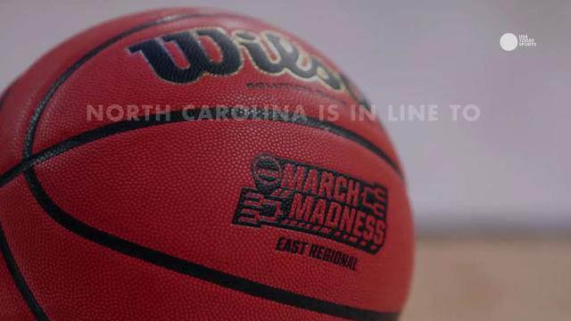 NCAA tournament returning to North Carolina
