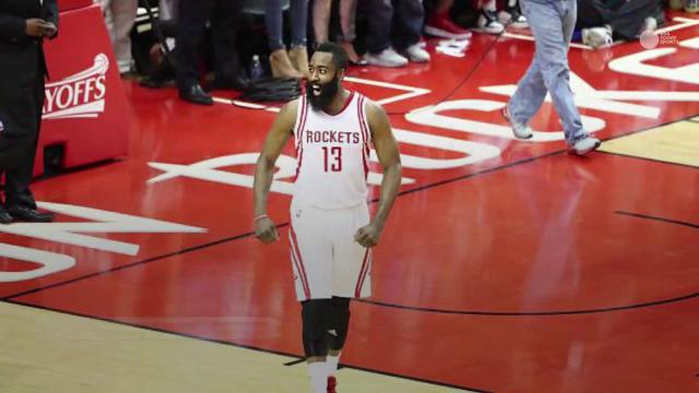 Rockets overcome Westbrook triple-double for 2-0 series lead