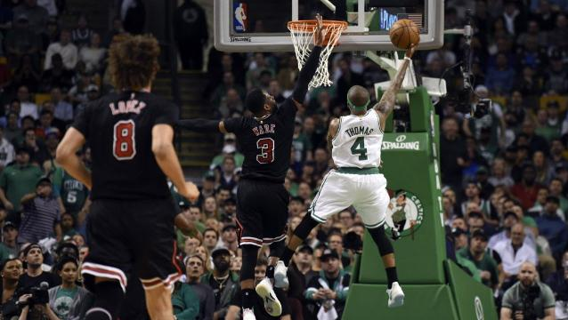 Celtics take 3-2 series lead on Bulls