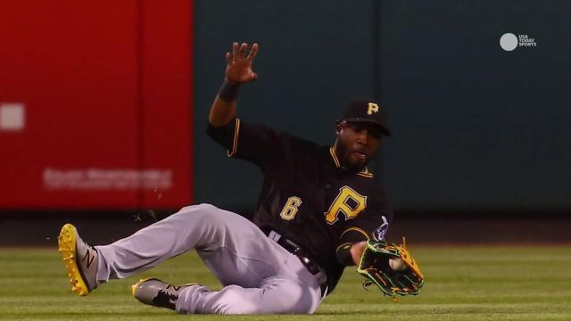 Pirates' Starling Marte suspended 80 games for PED use