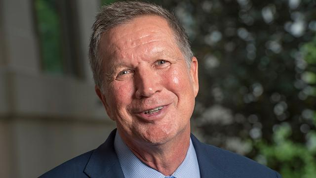 John Kasich says cultural erosion helped Trump rise