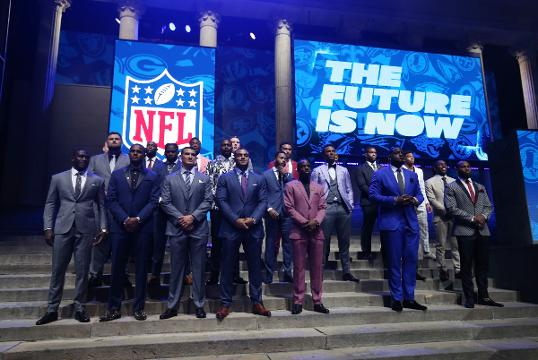 2017 NFL draft tracker: First round