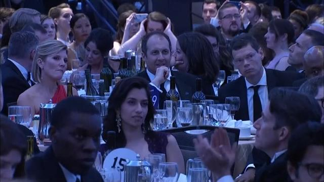 Moments From the 2017 WH Correspondents' Dinner