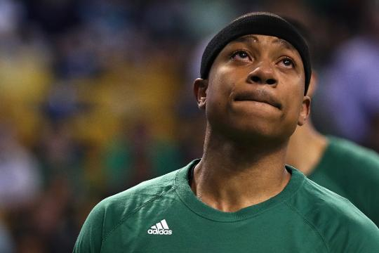 Seeing Isaiah Thomas cry on court made Charles Barkley 'uncomfortable'