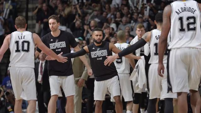 Spurs win crucial Game 5 against Grizzlies