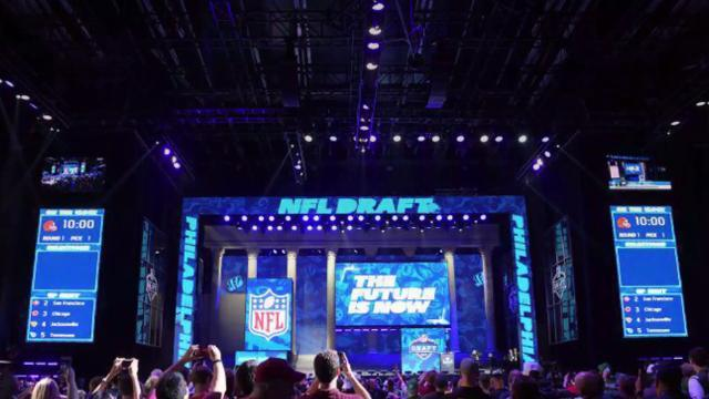 NFL draft tracker: Rounds 2 and 3