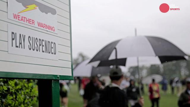 The Masters cancelled the Par-3 Contest and everyone is sad