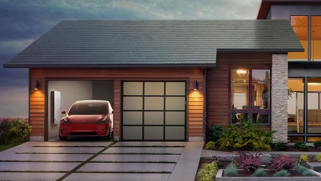 Can Tesla's solar roof survive a hail 'cannonball?'