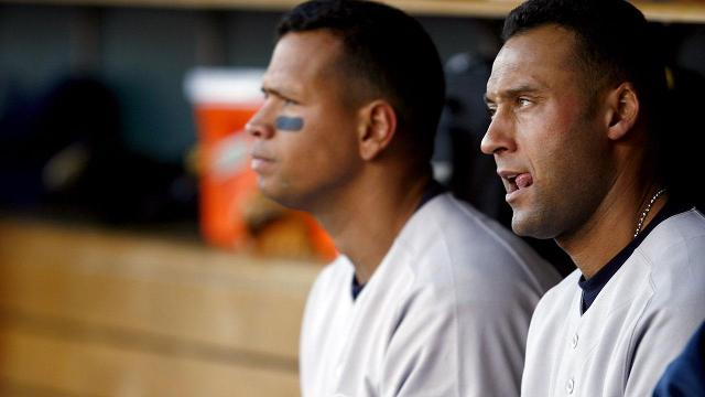 Report: Derek Jeter 'beside himself angry' he had to do interview alongside A-Rod