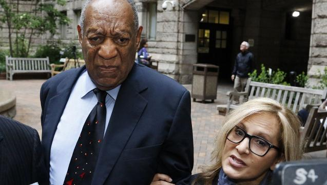 Jury of 12 on Cosby Case Includes 2 Blacks