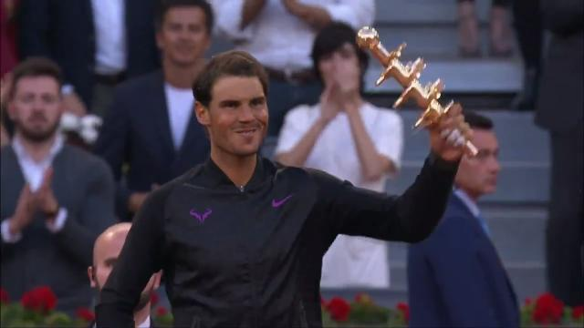 Tennis Channel Court Report: Nadal, Halep victorious in Madrid