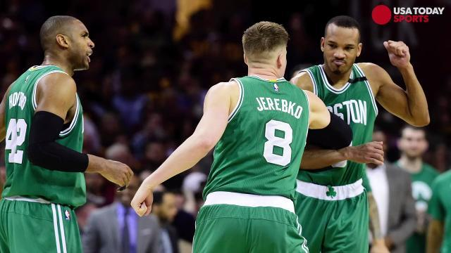 Celtics stun Cavaliers with Game 3 win