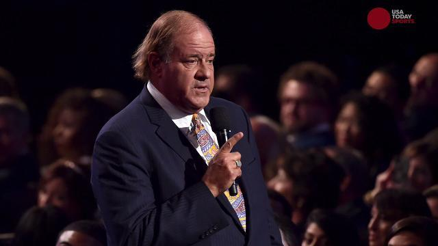 Chris Berman's wife dies in car accident