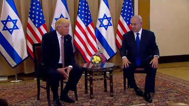 Trump And Netanyahu Discuss Iran in Jerusalem