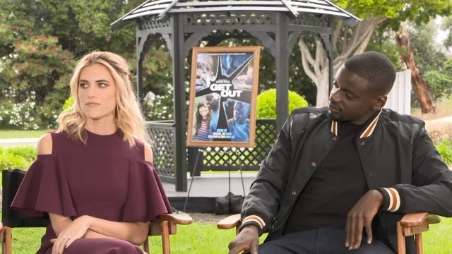 Kaluuya, Williams keep friendship after rough on-screen relationship in 'Get Out'