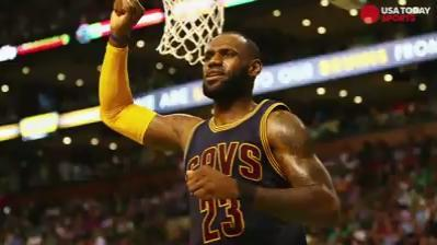 LeBron, Cavaliers blow out Celtics for 2-0 lead