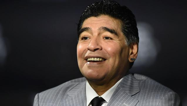 Diego Maradona lands coaching gig in United Arab Emirates
