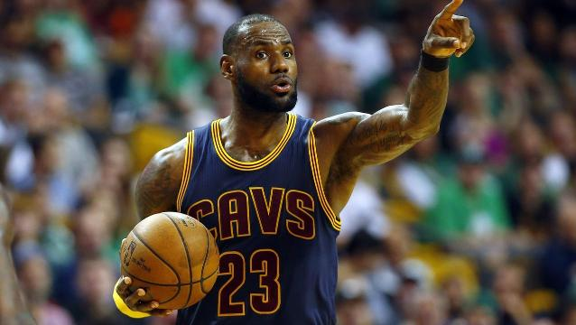 LeBron dethrones MJ as all-time leading playoff scorer