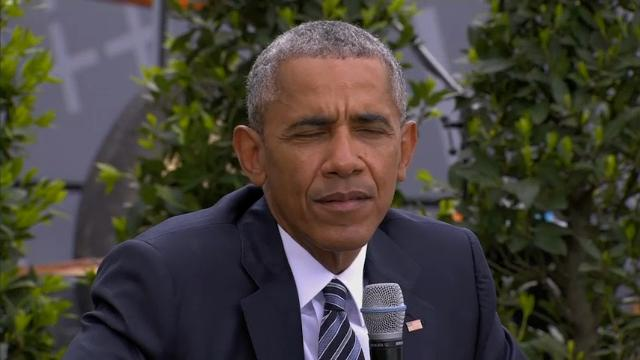 Obama: 'Heartbroken' Over Manchester Attack